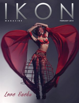 LOVE SUCKS! FEBRUARY - IKON MAGAZINE