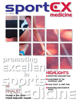 sportEX medicine: April 2011 (issue 48)