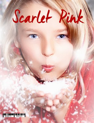 Scarlet Pink Winter 2014 Issue