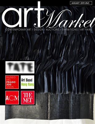 Art Market Magazine Issue #43 January 2019