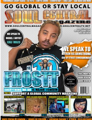 Soul Central Magazine Edition 59