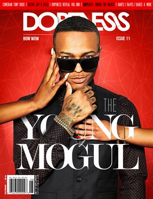Dopeness Magazine Issue 11
