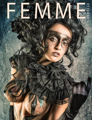 Femme Rebelle Magazine January 2019 BOOK 1