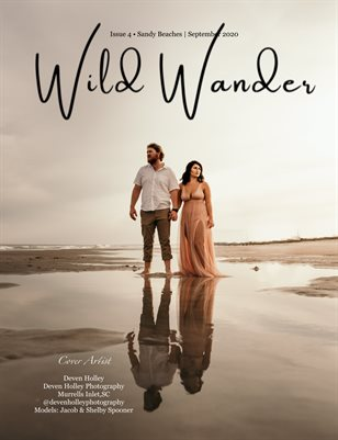 Wild Wander issue 4 sandy beaches