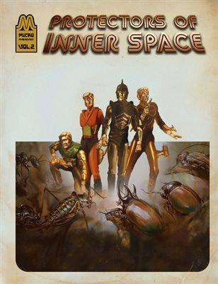 Protectors of Inner Space - Vol.2