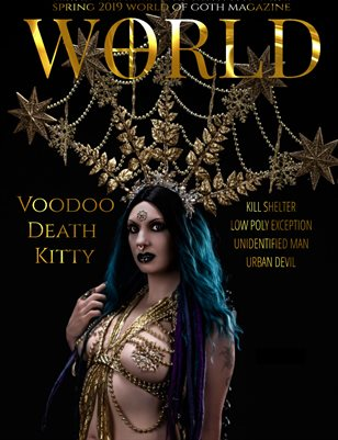 WORLD OF GOTH MAGAZINE SPRING 2019