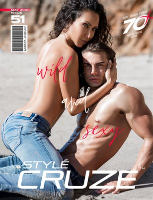 MAY 2020 Issue (Vol: 51) | STYLÉCRUZE Magazine