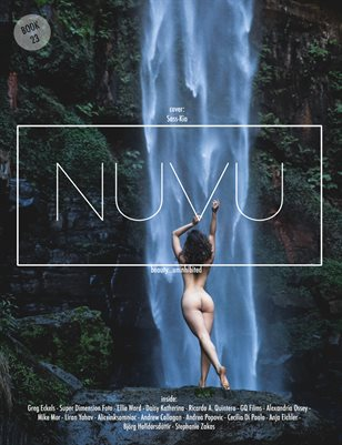 NUVU Magazine Book 23 ft. Sass-Kia