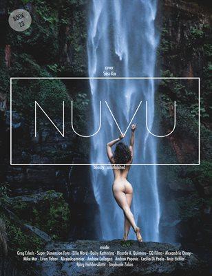 NUVU Magazine Book 23 ft. Sass-Kia