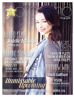 Starbound Magazine March Issue 2013