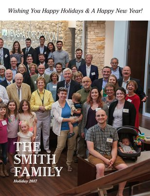 Late 2017 Smith Family Newsletter