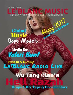 Le'Blanc Music Mag Vol.11-Cailyn