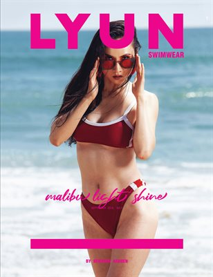 LYUN Swimwear No.1 (VOL No.5) C2