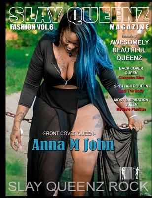 Slay Queenz Magazine Fashion Vol. 6