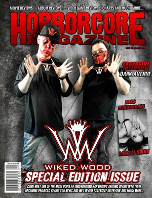 Issue 27 - Wiked Wood & Dark Avenue