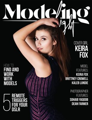 Modeling Light Magazine Issue 1