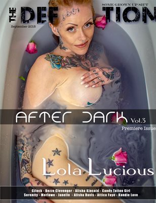 The Definition: After Dark Lola Lucious cover Vol.3