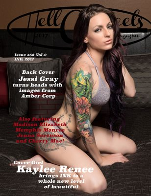 Hell on Heels Magazine Issue #53 Ink 2017 Vol 2