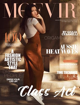 I Moevir Magazine October Issue 2020