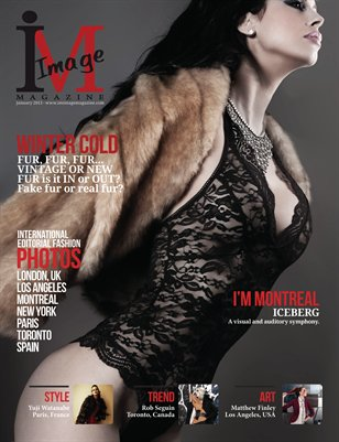 I'm Image Magazine January 2013