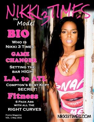 Nikki 3 Times May 2016