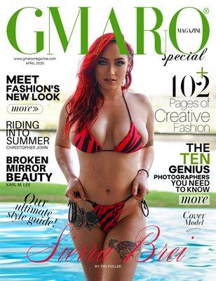 GMARO Magazine April 2020 Issue #05