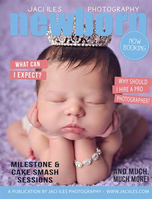 Newborn Photography by Jaci Iles