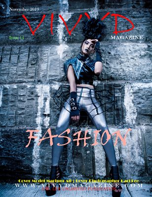 VIVYD Magazine Special Edition Fashion Issue #11