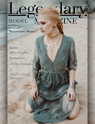 Issue No. 24 - Beach-Going Models - Legendary Model Magazine