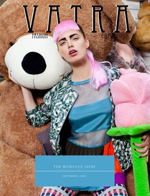 Vatra Magazine 'Romance' Issue