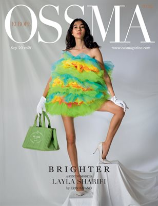 OSSMA Magazine Europe vol8 Sept2020