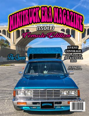 MINITRUCK ERA MAGAZINE Issue 3
