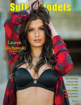 Sultry Models Magazine Issue 5