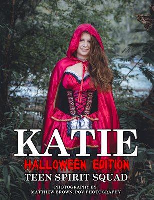 Katie - Little Red Riding Hood - Halloween Edition | Teen Spirit Squad