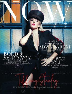 NOW Magazine November 2020 Issue
