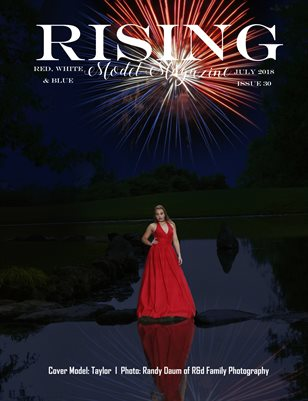 Rising Model Magazine Issue #30