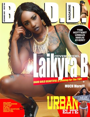 Urban Elite (Laikyra B Cover)