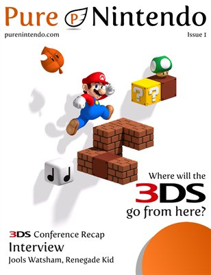 Pure Nintendo Magazine Issue #1 (Oct. 2011)