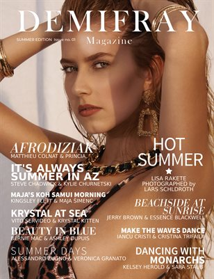 DEMIFRAY Magazine Summer Edition #1
