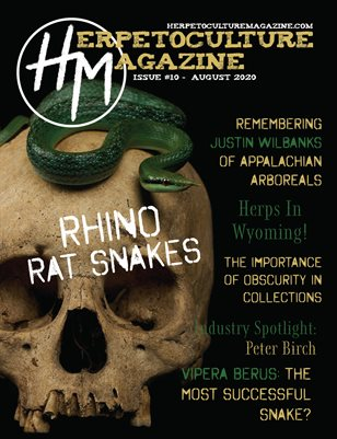 Issue #10 - August 2020