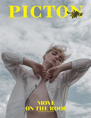 Picton Magazine OCTOBER  2019 N302 MEN Cover 3