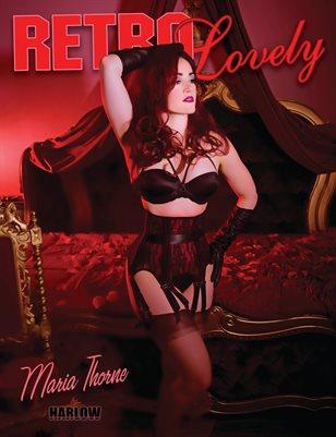Retro Lovely No.34 - Maria Thorne Cover