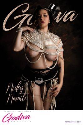 GODIVA No.10 – Nidcy Namite Cover Poster