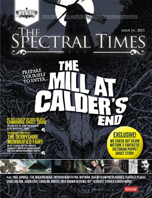 The Spectral Times : Issue 14