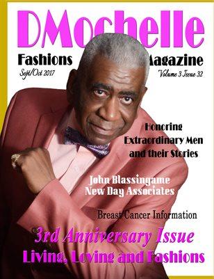 DMochelle Fashions Magazine September/October 2017