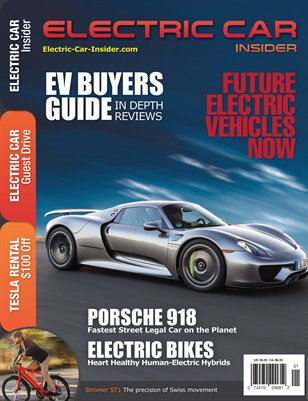 Electric Car Insider 2015 EV Buyers Guide