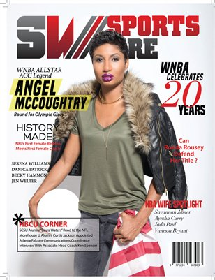 Sports Wire Magazine Women's Issue