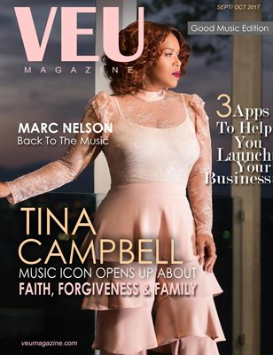 VEU Magazine September/ October 2017 Issue