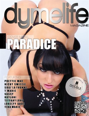 Dymelife Magazine #06 (Paradice Cover)