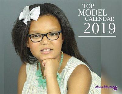 Top Cover Model Calendar III 50%off